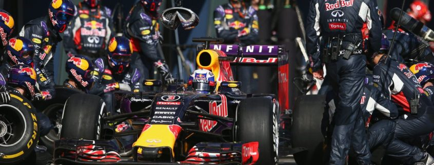 Jeg drømmer om Formel 1